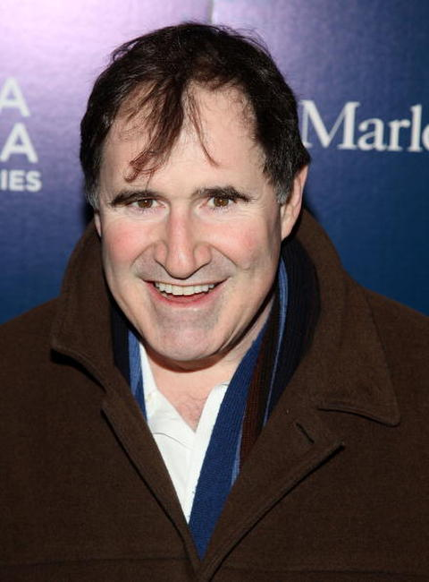 Richard Kind at the New York premiere of
