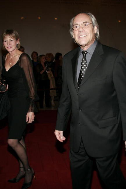 Robert Klein at the Kennedy Center's Ninth Annual Mark Twain Prize.