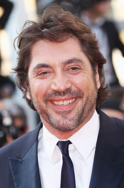 Javier Bardem at the 63rd Annual Cannes Film Festival.