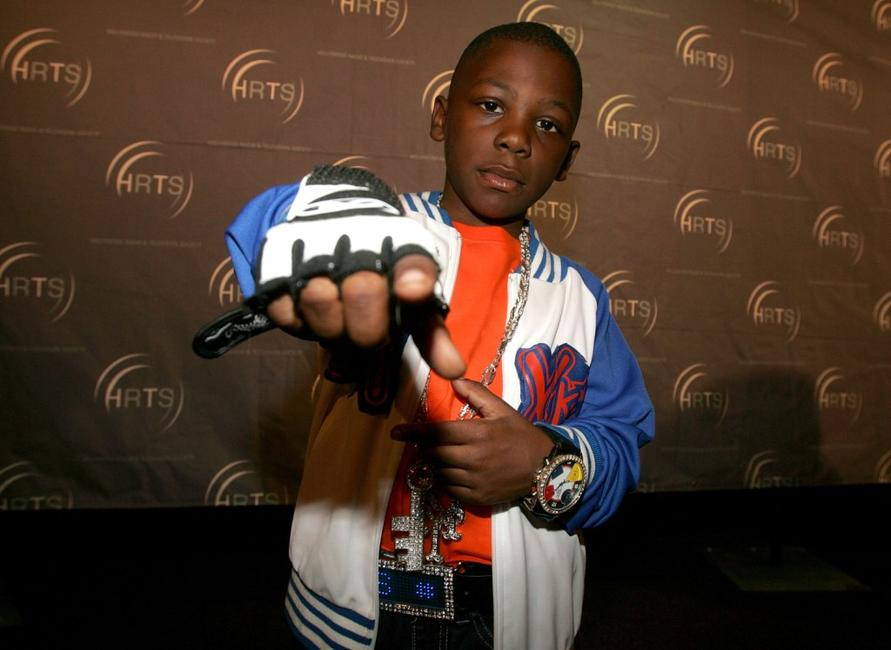 Bobb'e J. Thompson at the Hollywood Radio and Television Society presents Kids Day 2005.