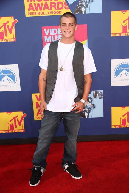 Ryan Sheckler at the 2008 MTV Video Music Awards.