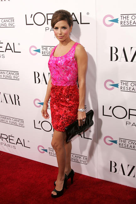 Eva Longoria Parker at the L'Oreal Paris presents