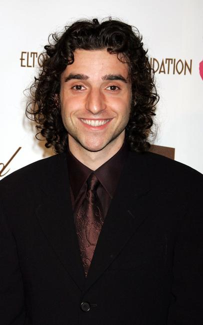 David Krumholtz at the 14th Annual Elton John Academy Awards viewing party.