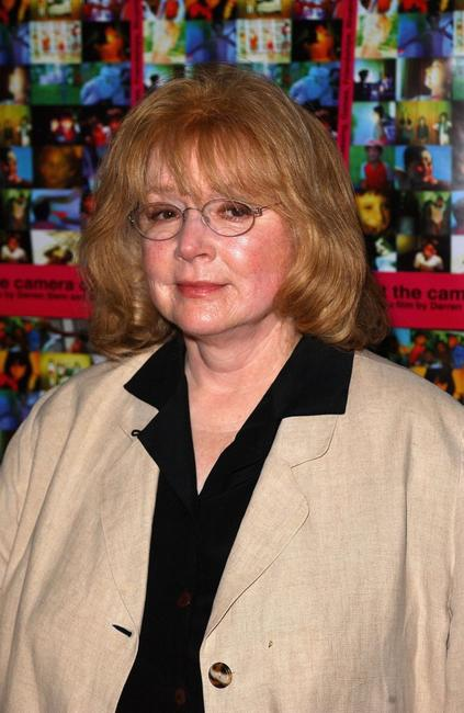 Piper Laurie at the
