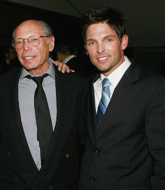 Director Irwin Winkler and Brian Presley at the after party of the premiere of