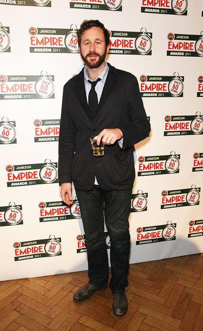 Chris O'Dowd at the Jameson Empire Done in 60 Seconds Global Final in London.