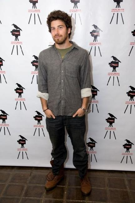 Jake Hoffman at the screening of
