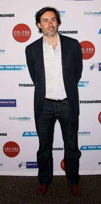 Emmanuel Mouret at the 14th Annual City of Lights, City of Angeles Film Festival.