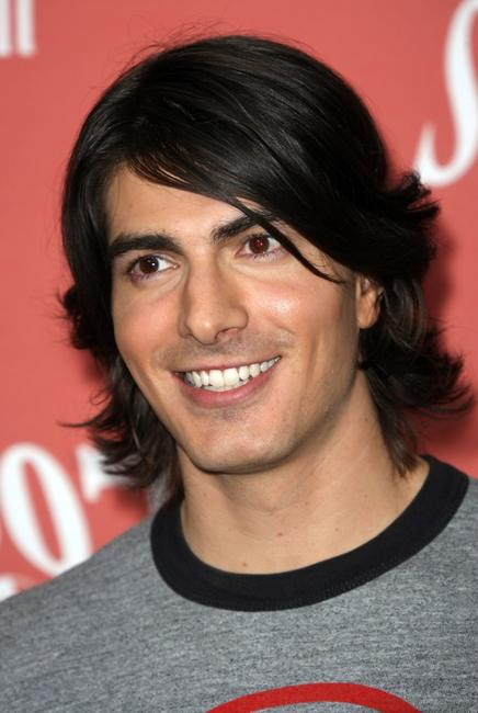 Brandon Routh at the Spike TV's Scream 2007.