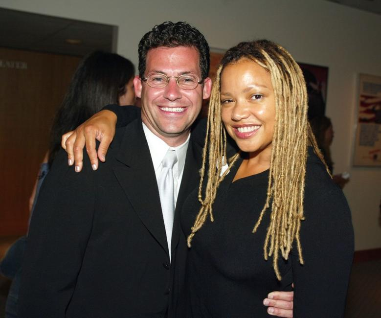 Gavin B. Keilly and Kasi Lemmons at the Women's Film and Art Foundation, City of Hope and Step Up Women's Network's