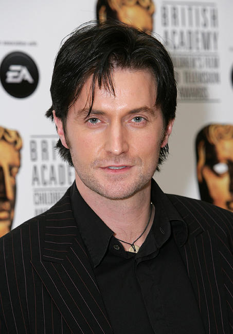 Richard Armitage at the 11th British Academy Children's Film & Television Awards in London.