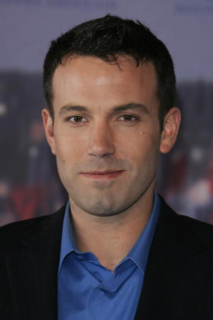 Ben Affleck at a photocall for