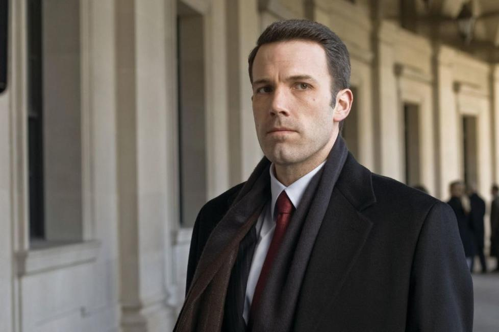 Ben Affleck as Stephen Collins in