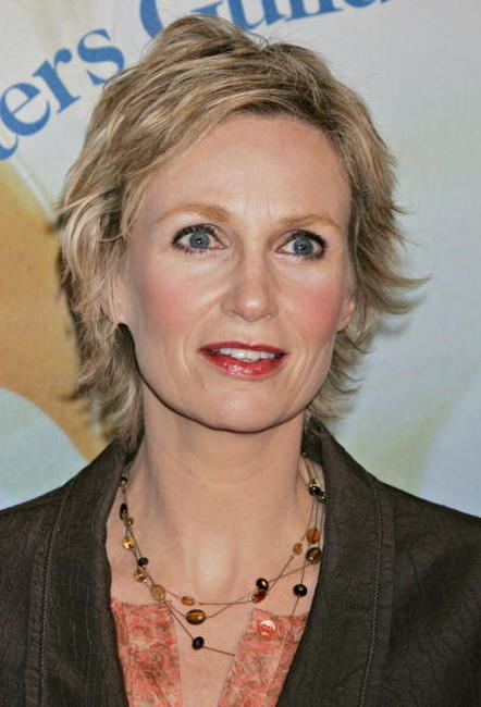 Jane Lynch at the 2006 Writers Guild Awards.