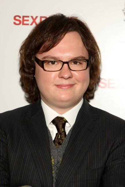 Clark Duke at the special screening of