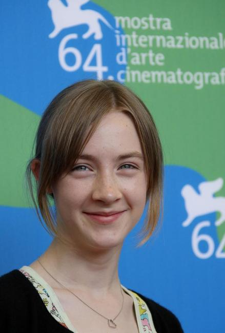 Saoirse Ronan at the photocall of