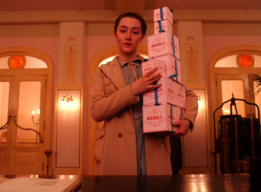 Saoirse Ronan as Agatha in