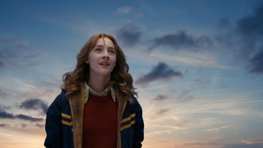 Saoirse Ronan as Susie Salmon in