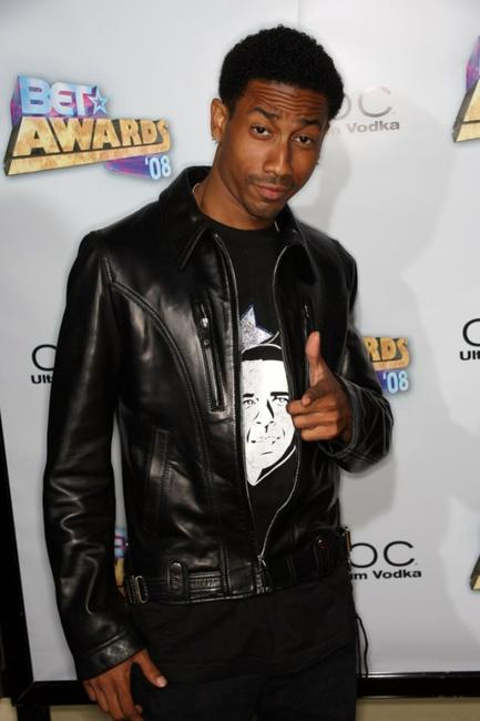 Brandon T. Jackson at the 2008 BET Awards.