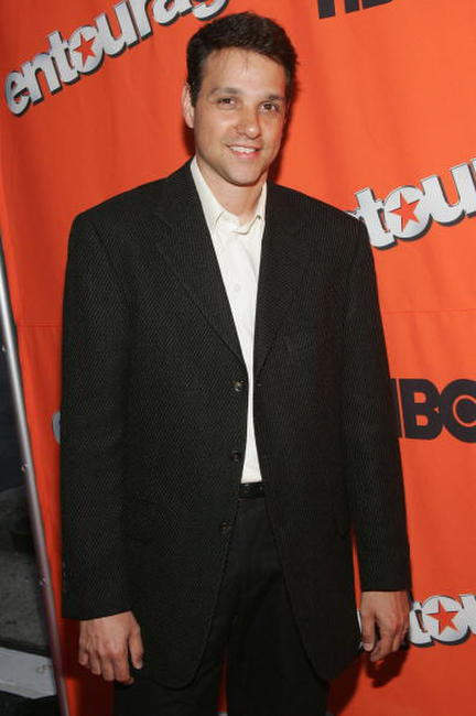 Ralph Macchio at the premiere screening of the second season of