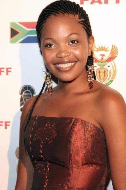 Terry Pheto at the 14th Annual Pan African Film Fest Opening Night Gala.