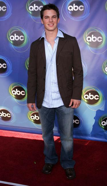 Matt Lanter at the ABC TCA party.