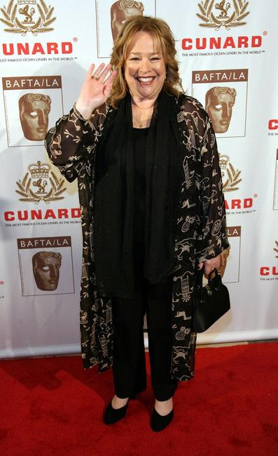 Kathy Bates at the 16th Annual British Academy of Film and Television/LA Cunard Britannia Awards.