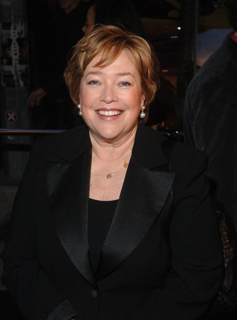 Kathy Bate at the International Film Festival
