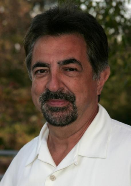 Joe Mantegna at the party of Paul Feig's sci-fi novel