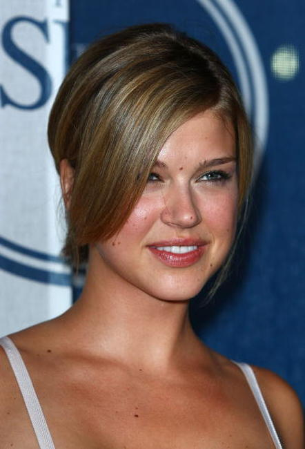 Adrianne Palicki at the ESPYs Giant Event Hosted By Eli Manning.