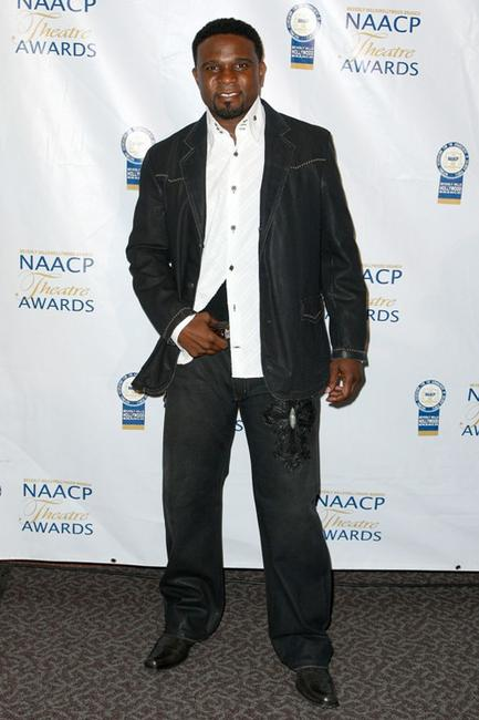 Darius McCrary at the 19th NAACP Theatre Awards.