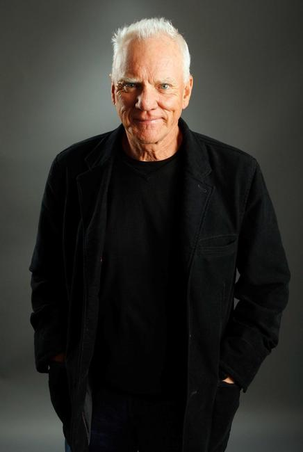 Malcolm McDowell at the portrait studio during afi FEST 2007.