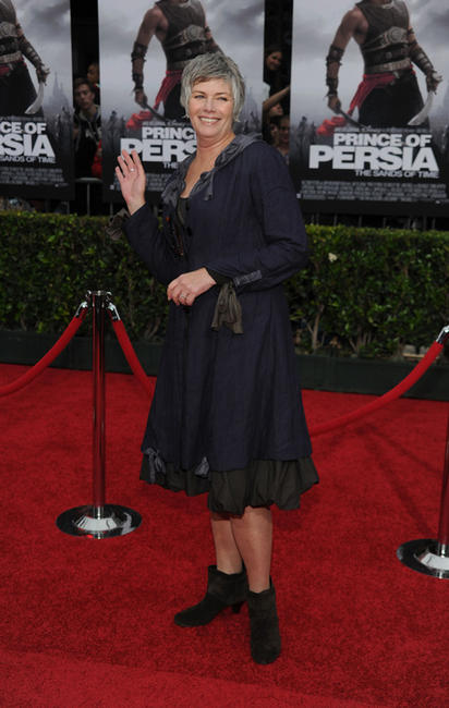 Kelly McGillis at the California premiere of