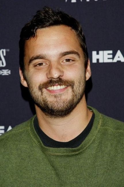 Jake Johnson at the screening of