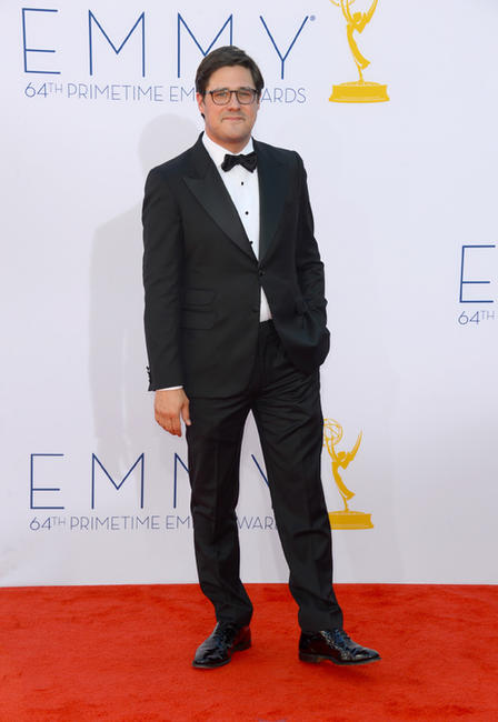 Rich Sommer at the 64th Annual Primetime Emmy Awards.