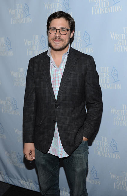 Rich Sommer at the California premiere of