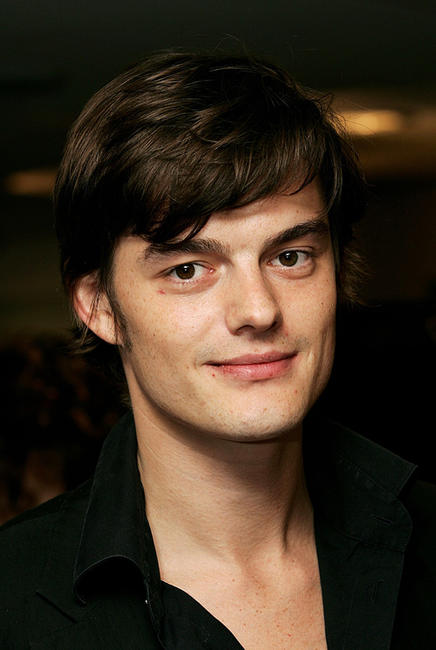 Sam Riley at the London premiere of