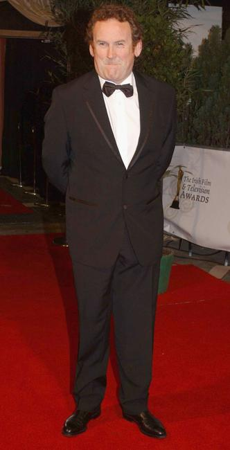 Colm Meaney at the Irish Film And Television Awards 2005.
