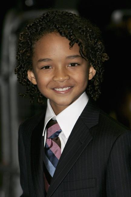 Jaden Smith at the UK premiere of