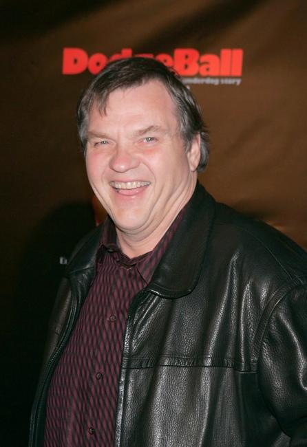 Meatloaf at the Dodgeball: The Celebrity Tournament and celebrate the DVD Release of