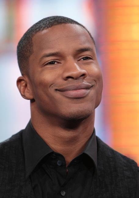 Nate Parker at the MTV TRL Presents Denzel Washington and Nate Parker.