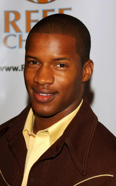 Nate Parker at the 2nd Annual Rescue Benefit.