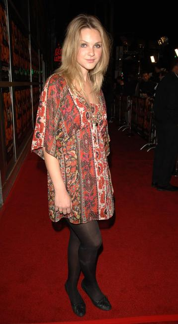 Beau Garrett at the premiere of