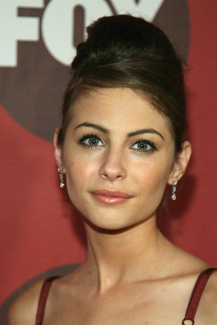 Willa Holland at the Fox Fall Eco-Casino party.