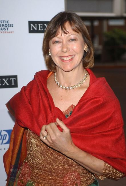 Jenny Agutter at the 'Cystic Fibrosis Trust Breathing Life Awards'.