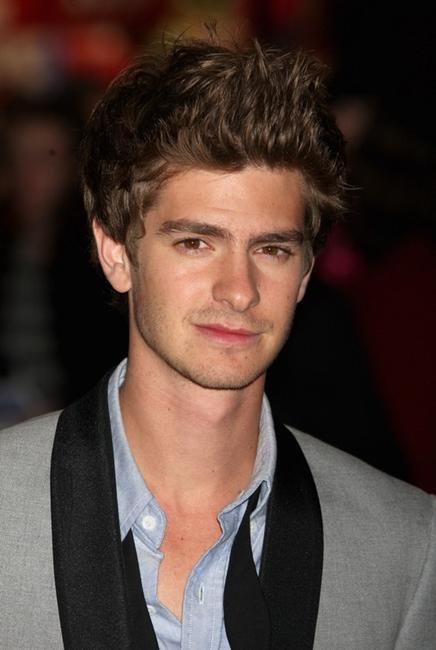 Andrew Garfield at the UK premiere of