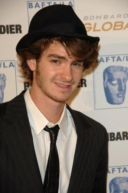 Andrew Garfield at the 17th Annual British Academy of Film & Television Arts/Los Angeles Britannia Awards.