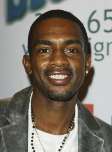 Bill Bellamy at the Ed Hardy Hurricane Relief concert benefitting the victims of Hurricane Katrina.