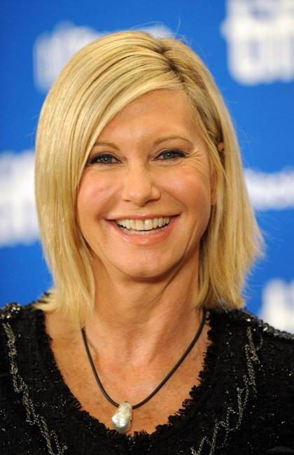 Olivia Newton-John at the 2010 Toronto International Film Festival.