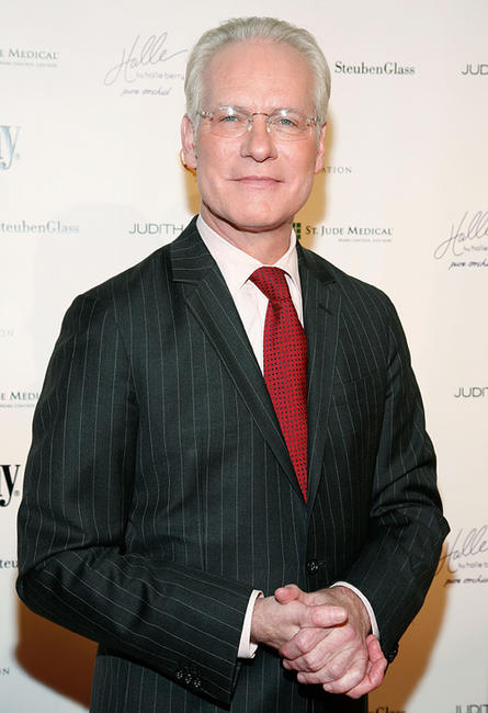 Tim Gunn at the 7th Annual Woman's Day Red Dress Awards in New York.